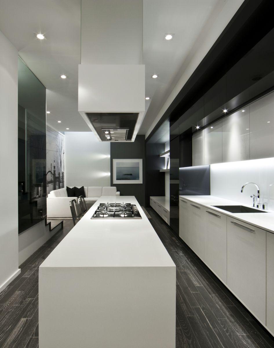 Cecconi simone project edition richmond - Modern infill house cecconi simone ...
